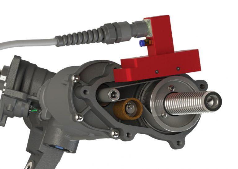 Compact Sensor Head